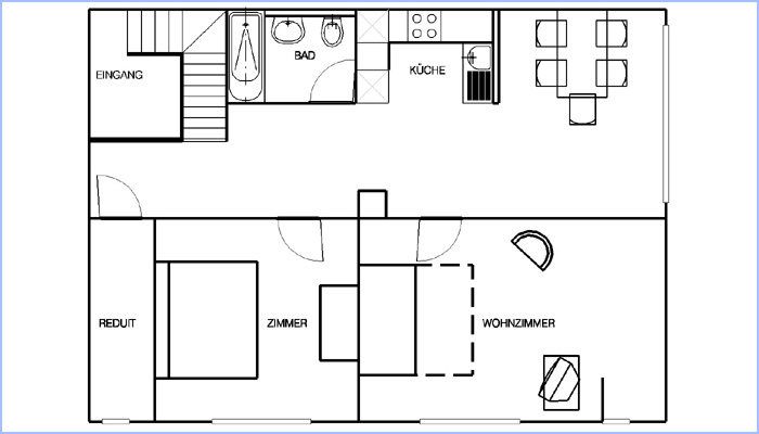 Plan image chalet joy studio design gallery best design for Wohnung designer programm